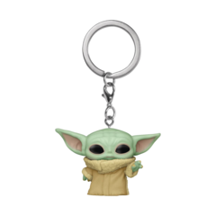 Pocket Pop! - Star Wars The Mandalorian - The Child Keychain
