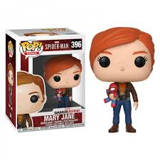 Pop! - Gameverse Spider-Man - Mary Jane (Funko #396)