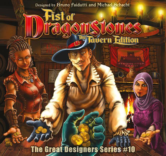 Fist of Dragonstones Tavern Edition
