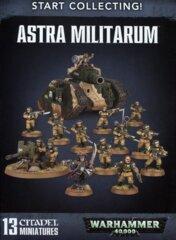 Start Collecting! - Astra Militarum