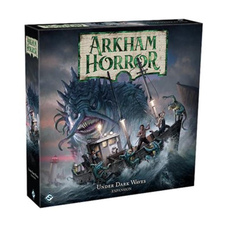 Arkham Horror 3e - Under Dark Waves Expansion