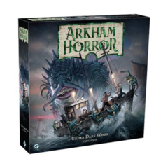 Arkham Horror 3e - Under Dark Waves Expansion