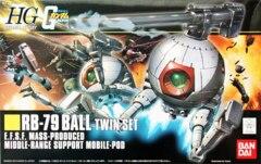 Gundam HG Universal Century - RB-79 Ball Twin Set 1/144