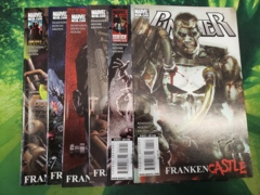 Punisher (2009) #11-16 - FrankenCastle (8.0 - 9.0)