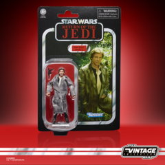 Star Wars - The Vintage Collection - Return of the Jedi - Han Solo (Endor) 3.75inch Action Figure