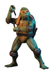TMNT 1/4 Scale Michelangelo Action Figure