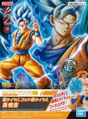 Entry Grade - Dragon Ball Super - Super Saiyan God Super Saiyan Son Goku