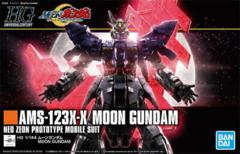 Gundam - HG Universal Century - AMS-123X-X Moon Gundam 1/144