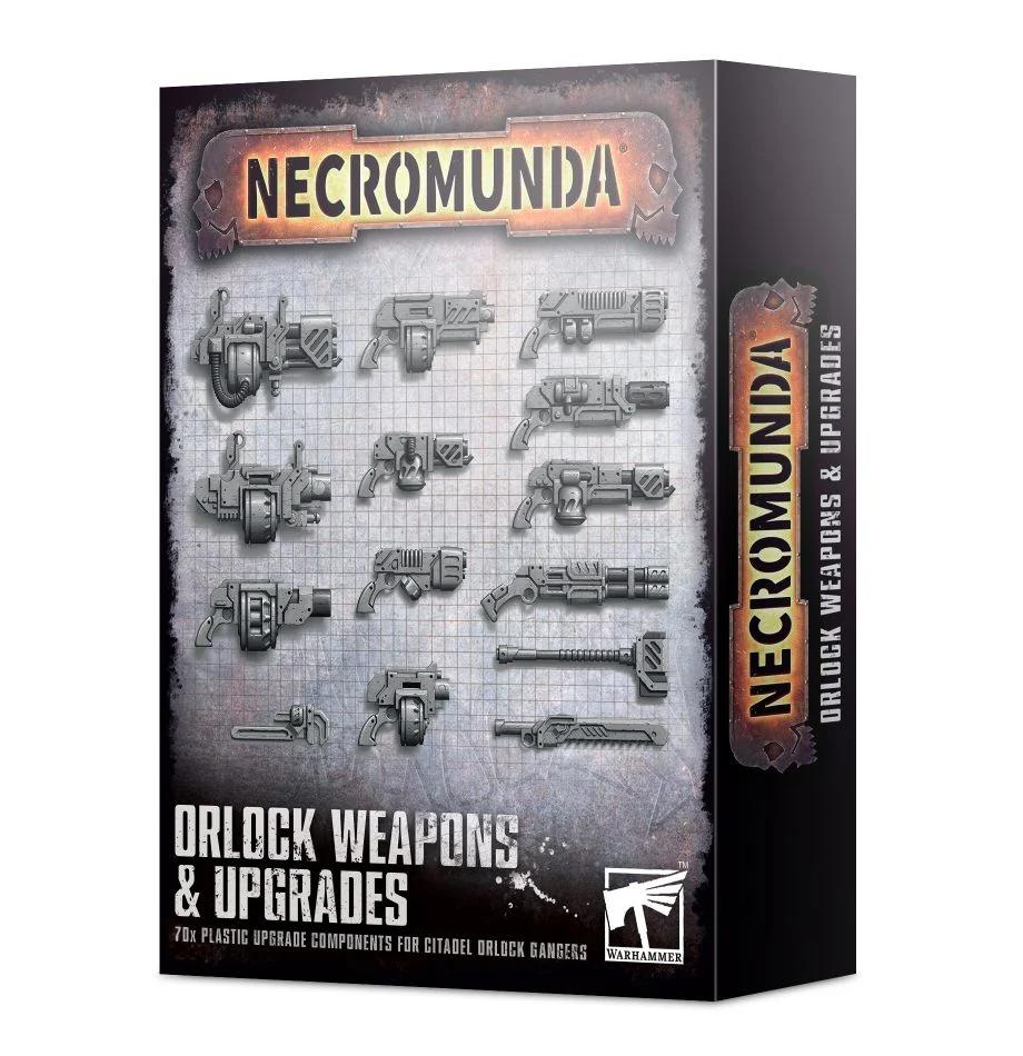 Necromunda - Orlock Weapons Upgrades