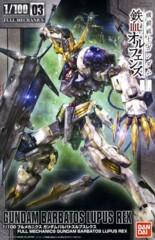 Gundam Full Mechanics 1/100 - Barbatos Lupus Rex #03