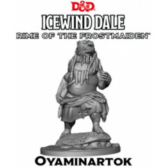 D&D Collector's Series - Icewind Dale Rime of the Frostmaiden - Oyaminartok