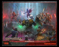Gloomhaven: The Black Barrow 1000 Piece Puzzle