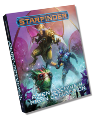 Starfinder Pawn Collection - Alien Archive 4