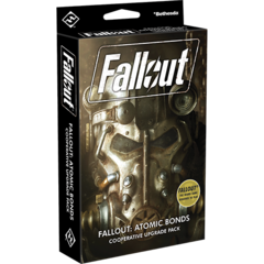 Fallout The Board Game - Atomic Bonds Expansion