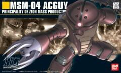 Gundam HG Universal Century - MSM-04 Acguy