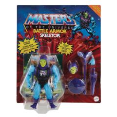 Masters of the Universe Origins - Deluxe Battle Armor Skeletor Figure