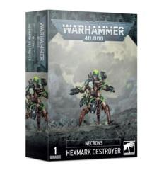 Necrons - Hexmark Destroyer