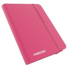 Gamegenic - Casual Album - 8 Pocket - Pink