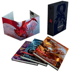 Dungeons & Dragons 5E - Core Rulebook Gift Set