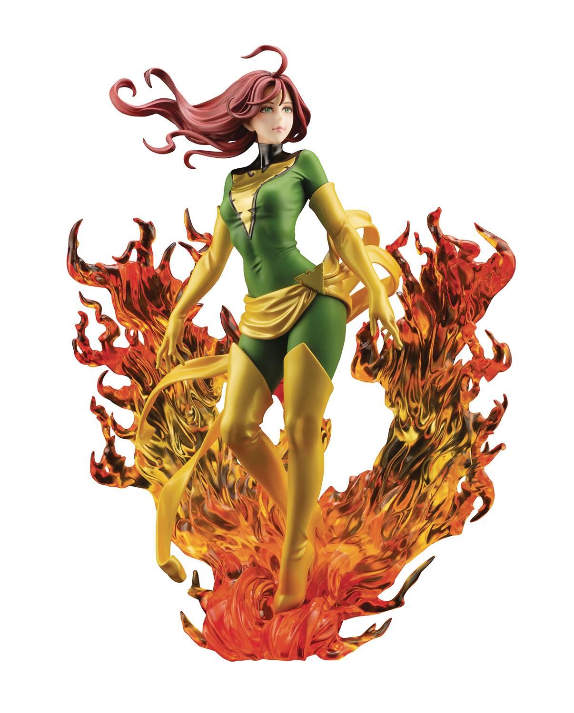 Marvel Kotobukiya - Phoenix Rebirth Bishoujo Statue (Limited Edition NYC2200 Variant)