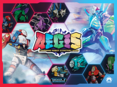 A.E.G.I.S.: Combining Robot Strategy Game (Aegis)