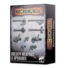 Necromunda - Goliath Weapons & Upgrades