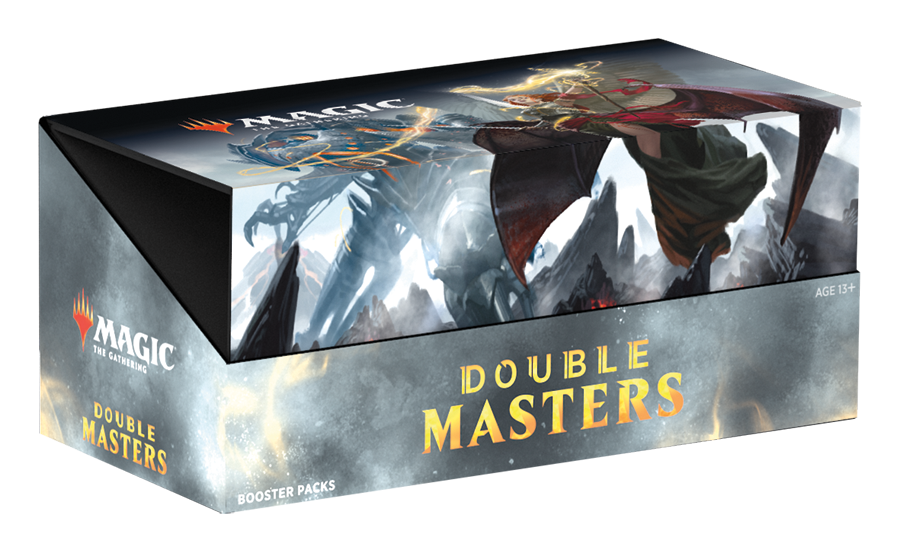 Double Masters Booster Box (NO STORE CREDIT)