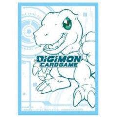 Carddass Sleeves - Digimon - Agumon 60 ct
