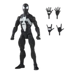 Marvel Legends - Spider-man Vintage - Symbiote Spider-man Action Figure