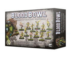 Blood Bowl - The Athelorn Avengers Wood Elf Blood Bowl Team