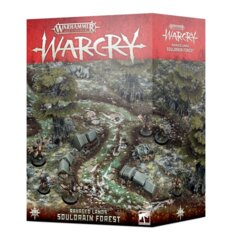 Warcry - Ravaged Lands - Souldrain Forest