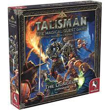 Talisman (Revised 4th Edition) - The Dungeon Expansion