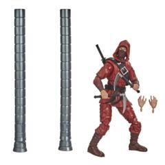 Marvel Legends - Spider-Man Into The Spider-Verse - The Hand Ninja Action Figure (Stilt Man BAF)