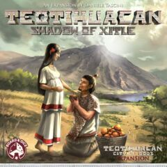 Teotihuacan - Shadow of Xitle Expansion