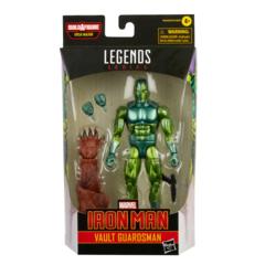 Marvel Legends - Iron Man - Vault Guardsman Action Figure (BAF Ursa Major)