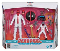 Marvel Legends - Deadpool - Deadpool & Hit-Monkey Action Figure Set