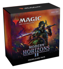 Modern Horizons 2 Prerelease Pack (No Pay in Store, or Store Credit)