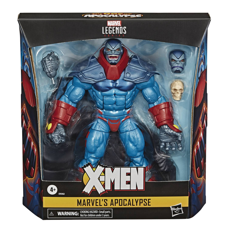 Marvel Legends - X-Men Age of Apocalypse - Apolcaypse 6in Deluxe Action Figure (Hasbro)