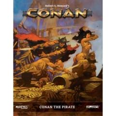 Conan RPG - Conan The Pirate