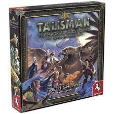 Talisman (Revised 4th Edition) - The Highland Expansion
