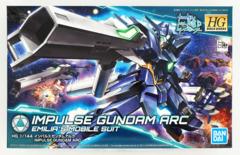 Gundam HG Build Divers - Impulse Gundam Arc (1/144)