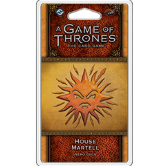 A Game of Thrones LCG (Second Edition) - House Martell Intro Deck