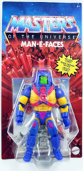 Masters of the Universe Origins - Man-E-Faces Action Figure