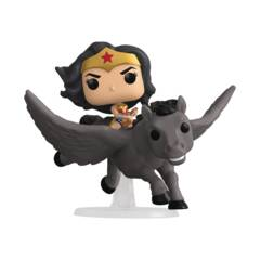 Pop! Wonder Woman 80th - Wonder Woman on Pegasus