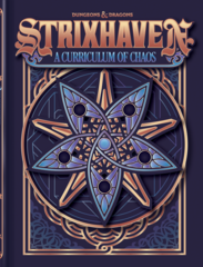 Dungeons & Dragons 5E - Strixhaven: A Curriculum of Chaos Alternate Cover