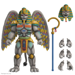 Mighty Morphin Power Rangers Ultimates! - King Sphinx Action Figure
