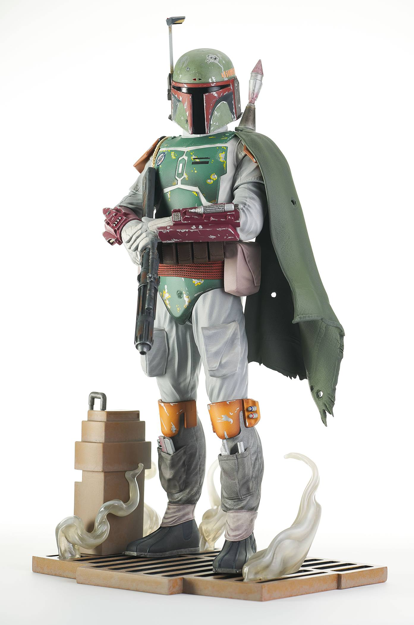 Star Wars Milestones - Return of the Jedi Boba Fett Statue