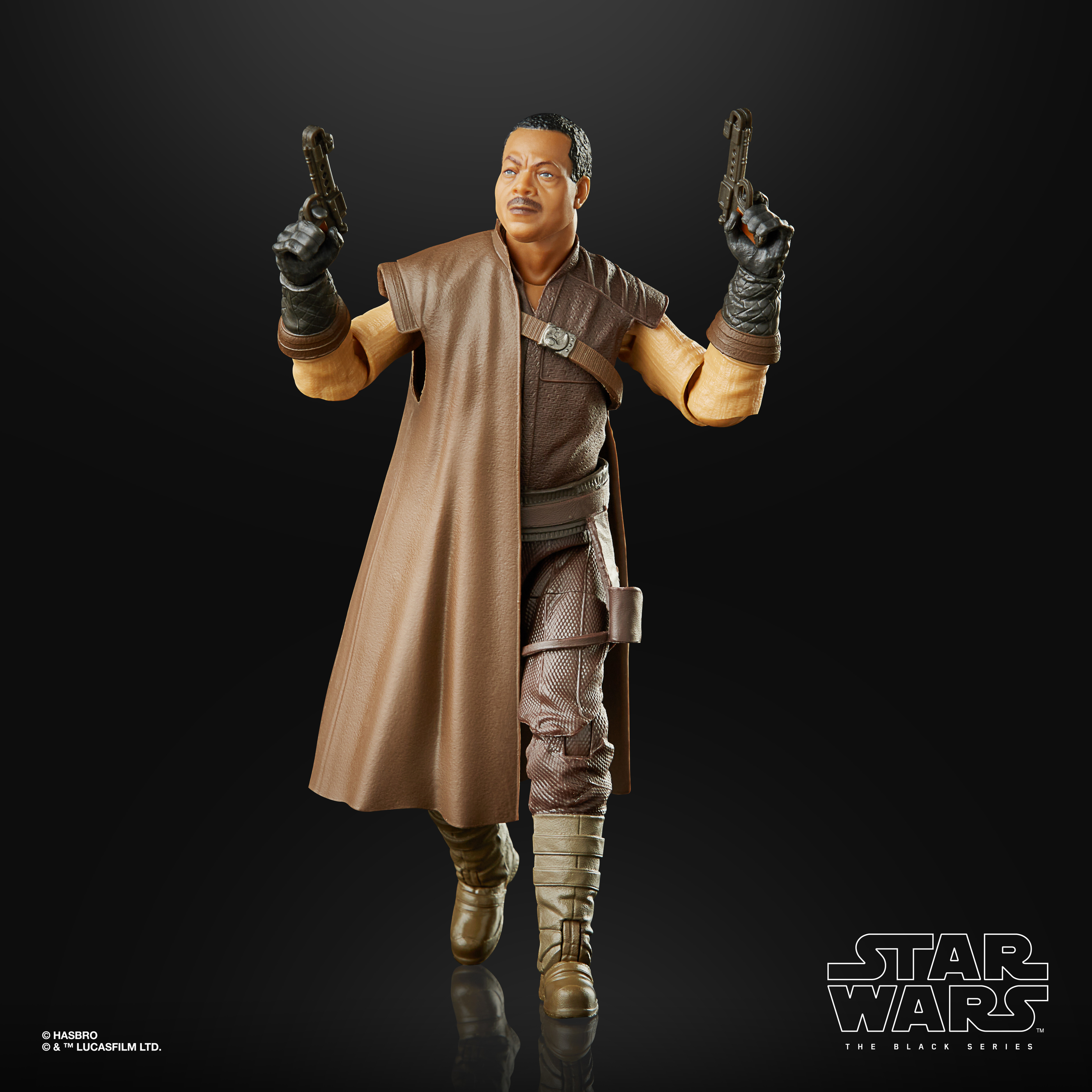 Star Wars - The Black Series - The Mandalorian - Greef Karga Action Figure