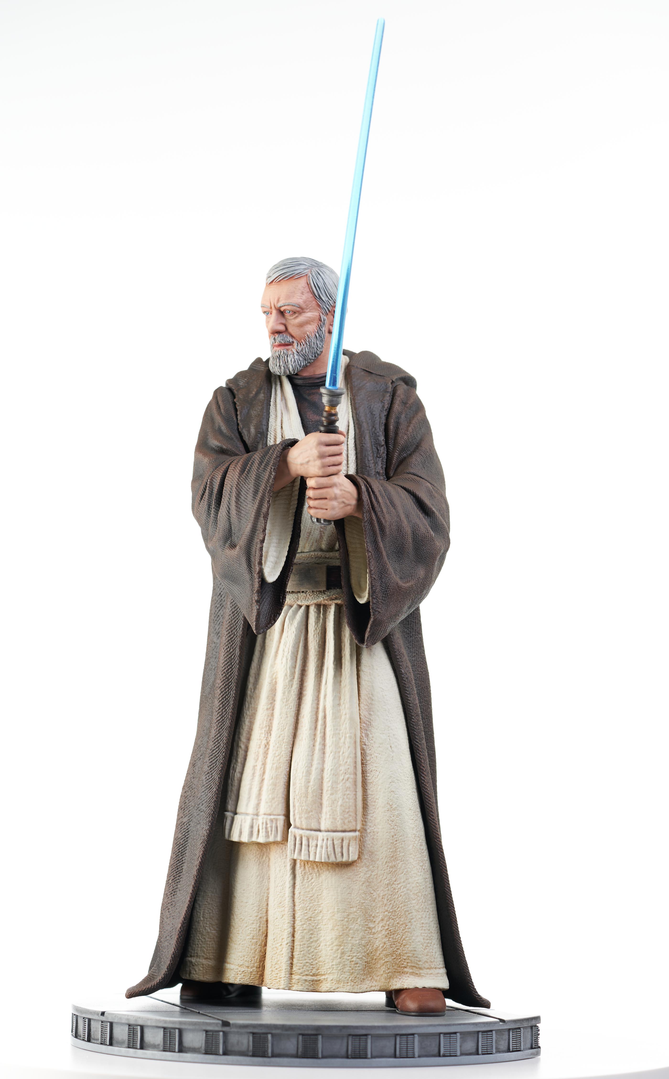 Star Wars Milestones - A New Hope Ben Kenobi Statue