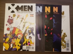 X-Men: Worst X-Man Ever (2016) #1-5 (8.5 - 9.2)